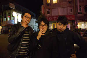 台湾から渋谷WWWへ。古川麦『far/close』ツアー