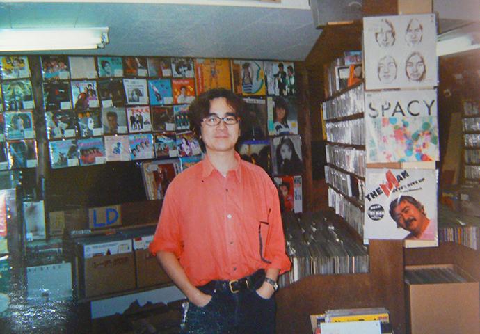 1990年代のココナッツディスク池袋店